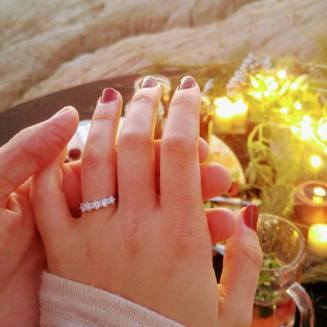THE ENGAGEMENT!