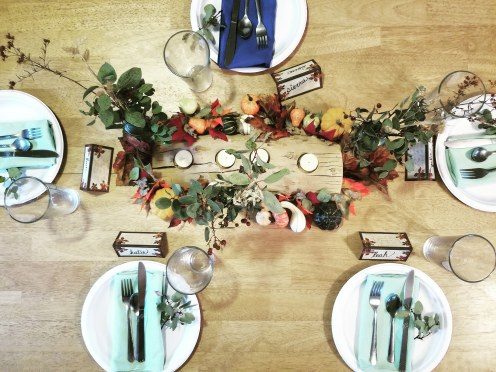 our 2nd hosted Thanksgiving